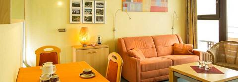 2/3-persoons Appartement type A Comfort