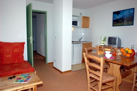 6-persoons Appartement Type 3 pièces