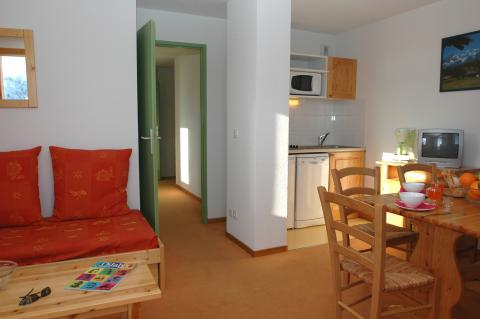 4-persoons Appartement Type 2 pièces