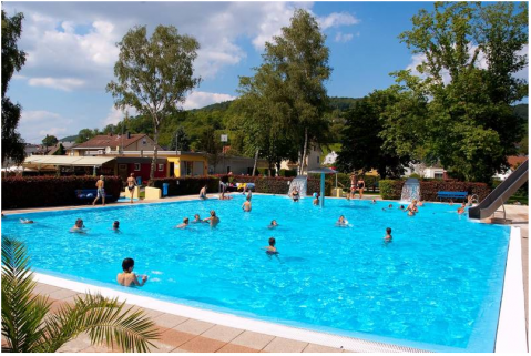 Country Camp Echternacherbr�cke