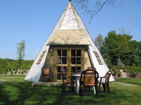 6-persoons tent Tipi