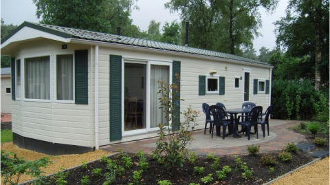 4-persoons chalet type A