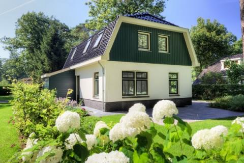 10-persoons bungalow type Boswoning