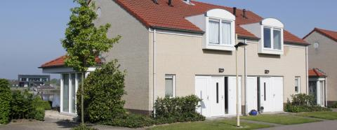 6-persoons Havenwoning