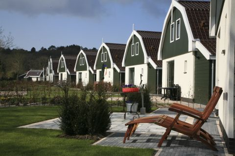 4-persoons bungalow Koningshoeve Wellness