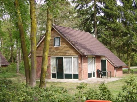 4-persoons bungalow type Houtduif