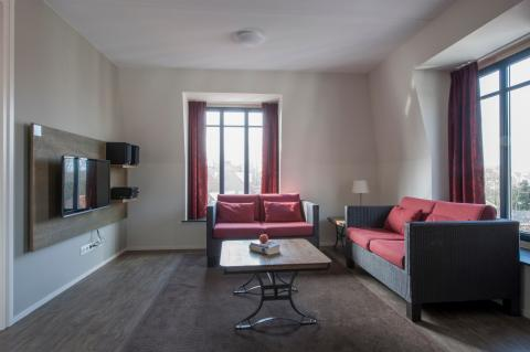 5-persoons appartement type Bourgogne