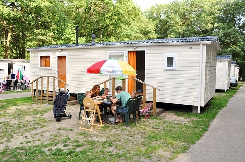 5-persoons Droomchalet
