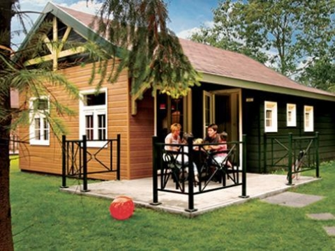 4-persoons bungalow type Relaxis