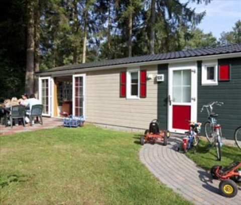 4-persoons chalet type LU4