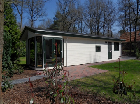 4-persoons chalet Boterbloem type A
