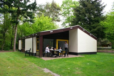 4-persoons bungalow Molecaten
