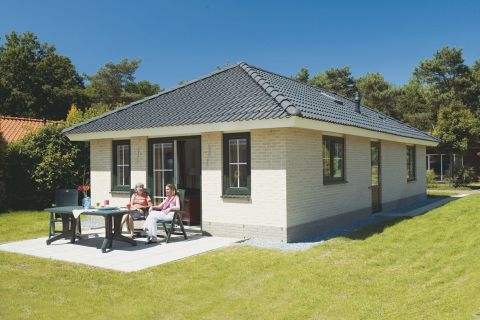 4-persoons bungalow Luxe type 4BL