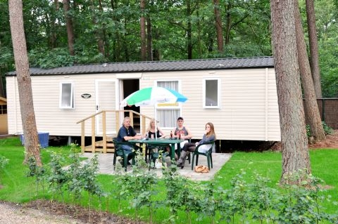 4-persoons comforthome type Veluwe