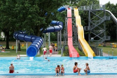 Country Camp Molecaten Bosbad Hoeven