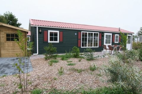 4-persoons mindervalide chalet type Wadden