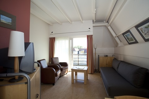 2/4-persoons Appartement type C