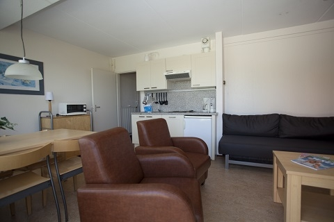 2/4-persoons Appartement type B