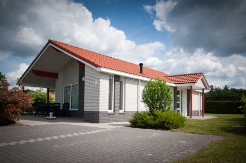 6-persoons bungalow Gunne Care