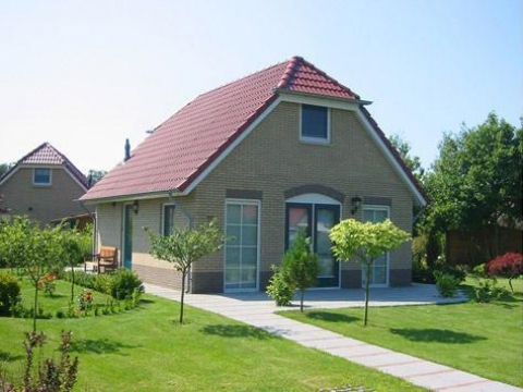 6-persoons bungalow type Vuurvlinder