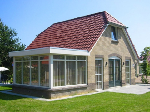8-persoons bungalow type Vuurvlinder