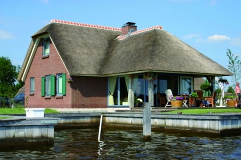 6-persoons Watervilla Matriet