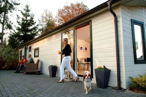 6-persoons Bungalette miva