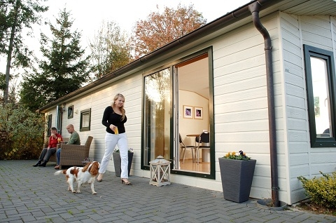 6-persoons Bungalette Comfort