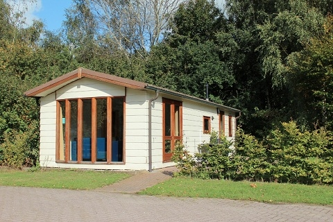 4-persoons Bungalette Comfort