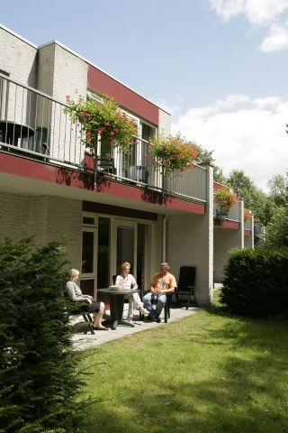2-persoons Bosappartement