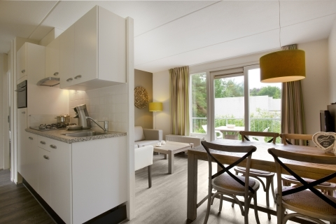2-Persoons Luxe Bosappartement