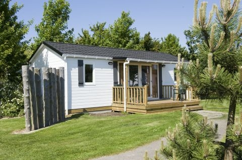 4-persoons White Camp Cottages type RP4