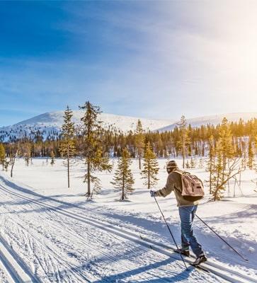 Wintersport Voralberg