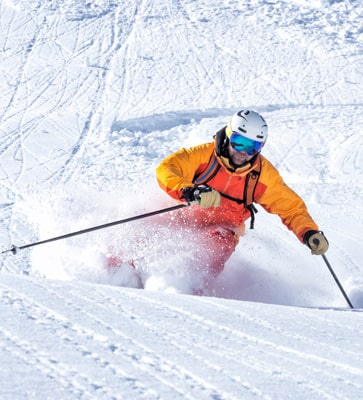 Wintersport Karinthië