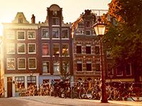 Vakantieparken nabij Amsterdam