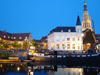 Groepsaccommodaties Brabant