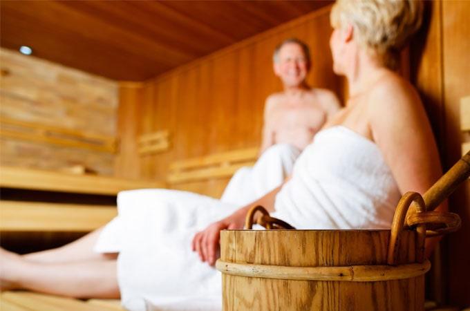 Relax Deals - Huisjes met sauna