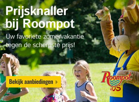 Roompot Prijsknaller