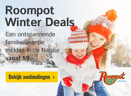 Winter bij Roompot
