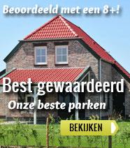 Best gewaardeerde bungalowparken