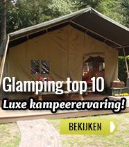 Glamping top 10