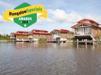 Beste bungalowparks aan de Friese Meren
