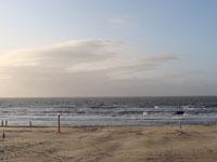 Bungalows aan de kust