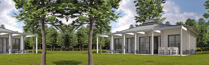 luxe vakantiehuis hoge kortingen. Black Bedroom Furniture Sets. Home Design Ideas