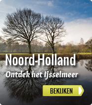 Vakantie in Noord-Holland/Ijsselmeer