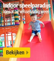 Indoor speelparadijs