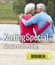 SeniorenSpecial: korting!