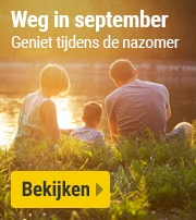 Weg in september