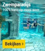 Vakantieparken met subtropisch zwemparadijs