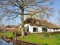 Vakantieparken nabij Giethoorn